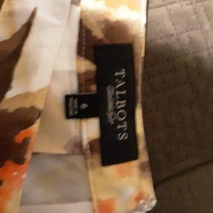 Talbots skirt size 6
